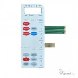 Membrana Microondas Prosdoscimo Sanyo Em 850 branco